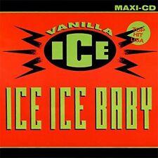 Vanilla Ice Ice ice baby (1990) [Maxi-CD]