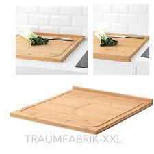 IKEA laemplig Chopping Board Made of Solid Bamboo 46x53 CM Cutting Board