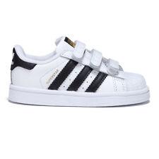 Chaussures adidas cuir pour bébé