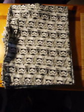 52x22 Standard Daycare cot sheet 1 Star Wars Stormtroopers print