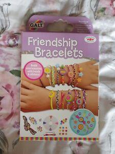 Make Your Own Friendship Bracelets Craft Set Toy Gift Novelty Girls Childs