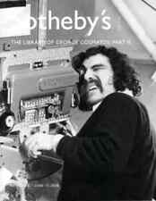 SOTHEBY'S GEORGE COSMATOS LIBRARY COLLECTION PART II