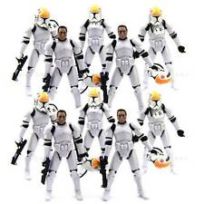 "Lot10Pcs Star Wars 2005 Clone Pilot TROOPER 3.75"" figure Revenge Of The Sith toy"