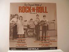 ROCK-N-ROLL - VOLUME 2 - DETROLA RECORDS