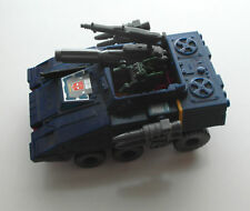 Vintage Transformers Micromaster GROUNDSHAKER (complete)