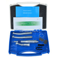 HOT Dental NSK Style Pana Max 2 Holes High & Low Speed Handpiece Kit EX203C SALE