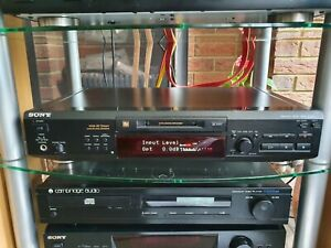 Sony MDS-JE520 Minidisc Recorder / MD Rec / Mini Disc Player
