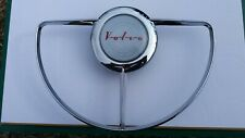 Volvo PV444 PV 444 Steering Wheel Horn Ring 1950-1958 Excellent condition