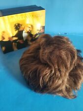 HOLLYWOOD ORIGINALS MEN WIG.REDDISH BROWN.CHECK PHOTOS.FREE SHIPPING INCLUDED.