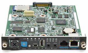 NEC SV9100 GCD-CP10 CPU Main Processor Blade 640078, Used