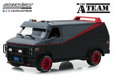 Greenlight 1:24 Hollywood Series 1983 Gmc Vandura The A Team