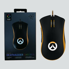 New Razer Overwatch Gaming Mouse DeathAdder 3500DPI Gaming USB Wired Mouse