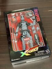 "Marvel Legends X-Force - Deadpool [Grey Suit] 12"" Exclusive Action Figure"