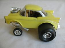 Vintage 1970 Revell 1/25 Scale Deal's Wheels 1957 Chevy Built Kit VG