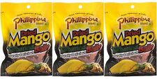 3 BAG Philippine Cebu Dried Mango Tamarind Balls 3.5 oz 100g Chewy Fruit Treat