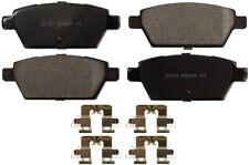 Disc Brake Pad Set-ProSolution Ceramic Brake Pads Rear Monroe GX1161