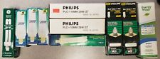 Lot of 10 -  ASSORTED COMPACT FLUORESCENT LAMPS NEW IN PACKAGE