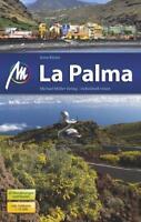 Reiseführer La Palma SANTA CRUZ 2016/17 MICHAEL MÜLLER VERLAG mit 19 Wanderungen