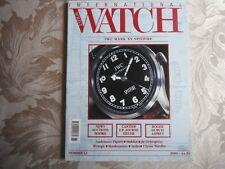 internationalwristwatch magazine no 61 Seiko hublot audemars piguet ulysse nard