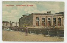 Old Colour Postcard, Denmark, Kobenhavn - Thorvaldsens Museum