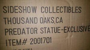 New Sideshow EXCLUSIVE 1st Original'87 PREDATOR 1987 Movie Figure STATUE Limited