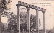 RIEZ colonnes romaines éd gouin écrite 1920
