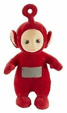 Teletubbies 26cm Talking PO Soft Plush Toy by Character Options.