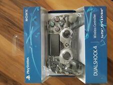 SONY PS4 DUALSHOCK 4 Gray Camo Controller Brand New!