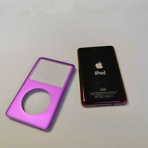 Apple iPod Classic Purple Front Cover + Purple Back Cover Thin+ Tools