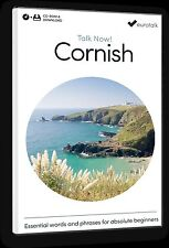 Eurotalk Talk Now Cornish for Beginners - Download option and CD ROM