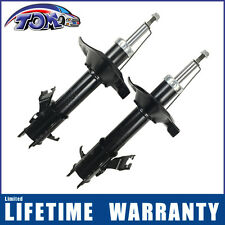 NEW FRONT PAIR OF SHOCKS & STRUTS FOR 2001-2003 NISSAN MAXIMA, LIFETIME WARRANTY