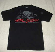 Mens Metal Mulisha Thrill Seekers Black T Tee Shirt Moto Cross Dirt Bike Size S