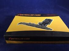 Sabrent HighSpeed 5-Port USB 2.0 PCI Card - USB 2.0, 4 External + 1 Internal, Ty