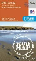 Shetland - Mainland South by Ordnance Survey 9780319473184 | Brand New