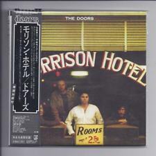 THE DOORS MORRISON HOTEL Japon MINI LP CD papersleeve CD Elektra WPCR - 12720 New