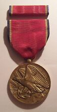 U.S. Naval Reserve Service Military Medal with RIBBON