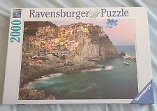 Ravensburger Jigsaw - Cinque Terre Italy 2000 Piece - BNISB
