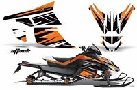 Snowmobile Graphics Kit Sled Decal Wrap For Arctic Cat Z1 Turbo 06-12 ATTACK ORG