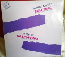 "Radio Promo 12"" Run DMC / Salt 'n' Pepa RARE!"