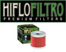 HIFLO OIL FILTRO FILTRO DE ACEITE HYOSUNG GV 250 ÁGUILA 2001-2008