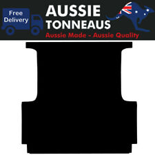 Nissan Navara Dual Cab NP300 ( D23 ) Rubber Ute Mat - July 2015 to Current