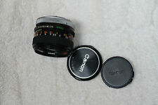Canon FD 50mm f/1.4 *Nice Glass for AE-1, A-1, F-1, T50, T70, T90, and Digital