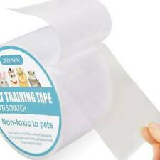 New listing Cat Anti Scratch Tape Training Sofa Furniture Protector Guard Clear Sticker New
