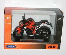 Welly - KTM 1290 SUPER DUKE R - Motorbike Model Scale 1:18