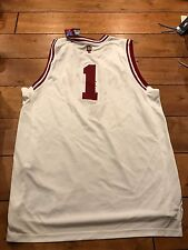 Adidas Indiania Hoosiers Noah Vonleh Signed Authentic Basketball Jersey