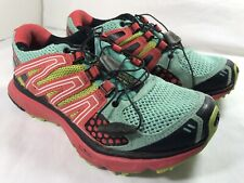 Salomon Women's Size 5 XR Mission 1 Trail Running Shoes A' CONDITION