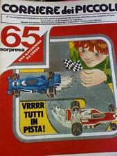 Il Corriere dei Piccoli 50 1978 Big Jim Diario di Stefi