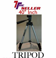 "Tripod Stand Universal Camera Camcorder Holder 1020mm 40"" inch With Carry Bag"