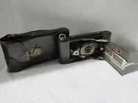 Vintage Eastman Kodak Co. Rochester N.Y. No. 2-A Folding Camera with Case