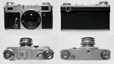 Russian rangefinder camera Kiev-4A (Contax-2 copy) from 1977